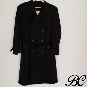Vintage London Fog Towne Trench Zip Out Lining